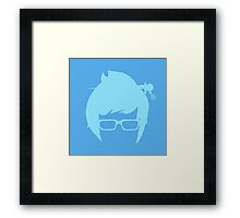 Mei Framed Print
