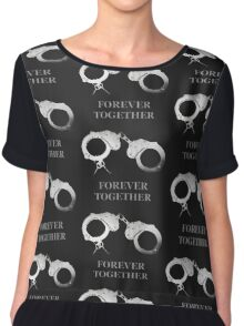 Forever Together Chiffon Top