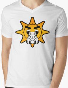 GloGang Sun  Mens V-Neck T-Shirt