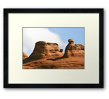 Arches 032 Framed Print