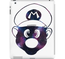 Galaxy Mario iPad Case/Skin
