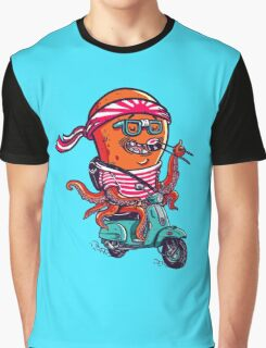 Octosushi Graphic T-Shirt