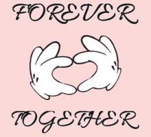 Forever Together no.2 One Piece - Short Sleeve