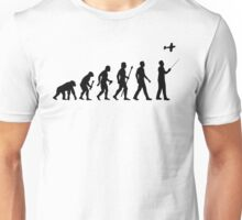 RC Planes Evolution Unisex T-Shirt
