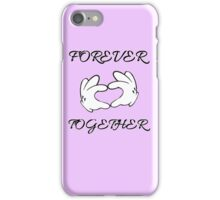 Forever Together no.2 iPhone Case/Skin