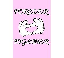 Forever Together no.2 Photographic Print