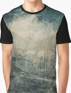 Between Order and Randomness Graphic T-Shirt