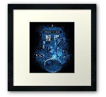 Life of the Doctor Framed Print