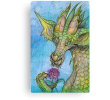 Nature Dragon Canvas Print