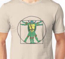 Virtuvian Turtle Unisex T-Shirt