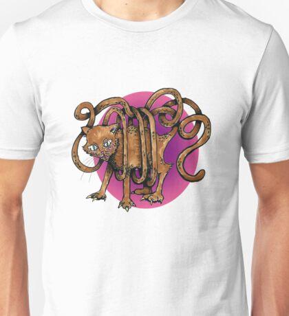 Curvaceous Cat Tail  Unisex T-Shirt