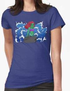 Part of R'lyeh Womens Fitted T-Shirt