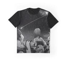 Oyasumi Punpun Milky Way Graphic T-Shirt