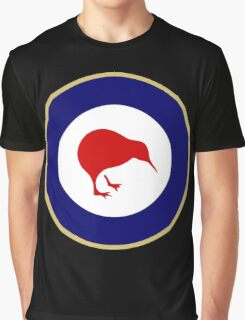 New Zealand Roundel Graphic T-Shirt