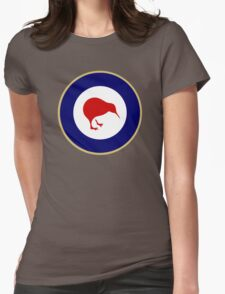 New Zealand Roundel Womens Fitted T-Shirt