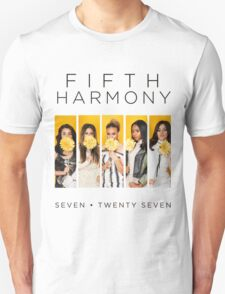 Fifth Harmony 7/27 (Flowers) T-Shirt
