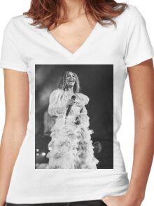 Beyoncé - Formation World Tour - V Women's Fitted V-Neck T-Shirt