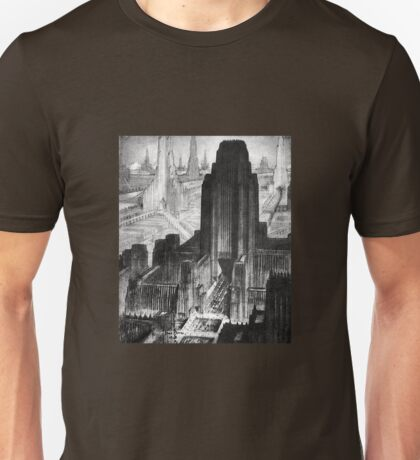 future of the past Unisex T-Shirt