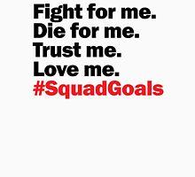 Alexander Hamilton #SquadGoals Unisex T-Shirt