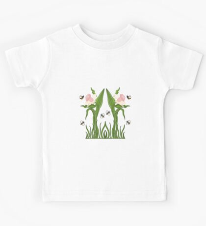 Buzzed Daffodils Kids Tee