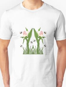 Buzzed Daffodils Unisex T-Shirt