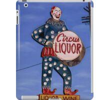 The famed Circus Liquor in Noho! iPad Case/Skin