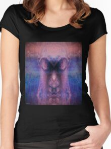 Buddha As One Women's Fitted Scoop T-Shirt