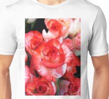 Rose on Fire Unisex T-Shirt