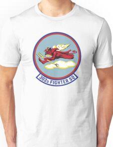 302D Fighter Squadron Unisex T-Shirt