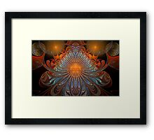 Buddha Blessings Framed Print