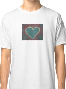 Green Heart Classic T-Shirt