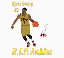 Kyrie Irving - R.I.P. Ankles Unisex T-Shirt