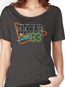 Suckafree! Women's Relaxed Fit T-Shirt