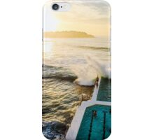 Icebergs Crash iPhone Case/Skin