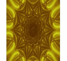 Golden Rule Photographic Print