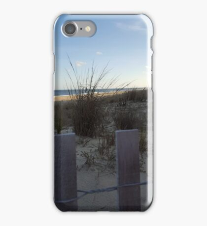 Over the Dunes iPhone Case/Skin