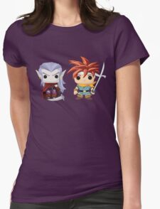 Crono & Magus Womens Fitted T-Shirt