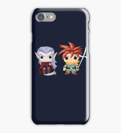Crono & Magus iPhone Case/Skin