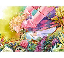 Howl's Moving Caslte Photographic Print