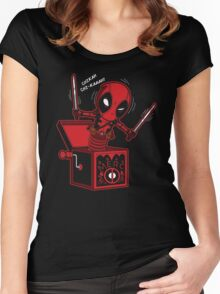 Merc in the Box Women's Fitted Scoop T-Shirt