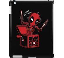 Merc in the Box iPad Case/Skin
