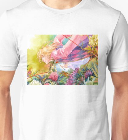 Howl's Moving Caslte Unisex T-Shirt