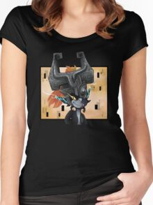 Imp Midna Women's Fitted Scoop T-Shirt