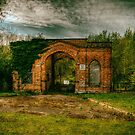 The Old Gatehouse by Nigel Bangert