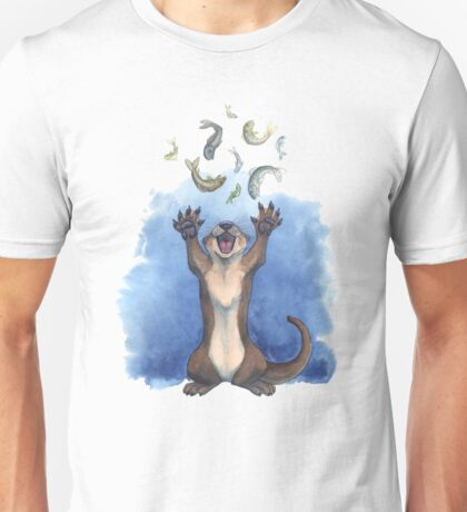 Praise Be to Feesh! Unisex T-Shirt