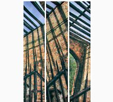 The Old Gatehouse Triptych Unisex T-Shirt
