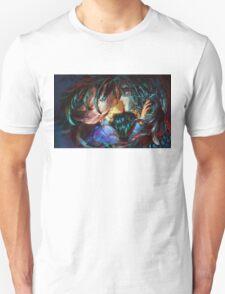 Sophia and Howl - Howl's Moving Castle Unisex T-Shirt