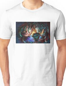 Sophia and Howl - Howl's Moving Castle Unisex T-Shirt