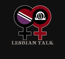 Lesbian Talk Logo (Classic) Unisex T-Shirt