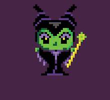 8-Bit Maleficent Unisex T-Shirt
